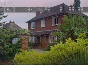 large detached house